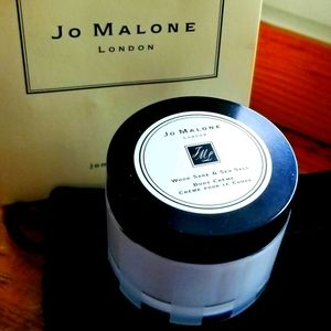JO MALONE  BODY CREME 1.7oz~50ML WOOD SAGE & SALT